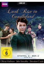 Lark Rise to Candleford -  Staffel 2.2  [3 DVDs] DVD-Cover