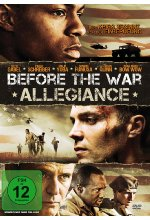 Before the War - Allegiance DVD-Cover