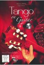 Mariano Mattar & Pepe Ferrer - Tango on Guitar  (+ Noten/Tabulaturenbuch) DVD-Cover