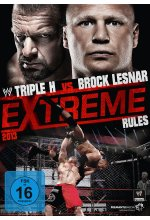 Extreme Rules 2013 DVD-Cover