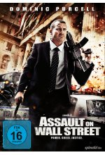 Assault on Wall Street DVD-Cover