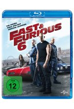 Fast & Furious 6 Blu-ray-Cover