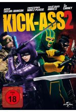 Kick-Ass 2 DVD-Cover