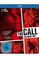 The Call - Leg nicht auf! Blu-ray-Cover