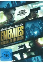Enemies - Welcome to the Punch DVD-Cover