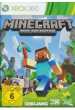 Minecraft - Xbox 360 Edition Cover