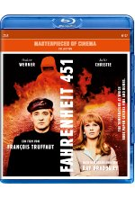 Fahrenheit 451 - Masterpiece of Cinema Blu-ray-Cover
