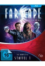 Farscape - Verschollen im All - Staffel 1  [6 BRs] Blu-ray-Cover