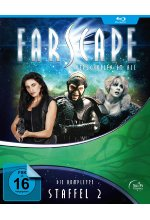 Farscape - Verschollen im All - Staffel 2  [6 BRs] Blu-ray-Cover