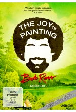 Bob Ross - The Joy of Painting - Kollektion 1  [2 DVDs] DVD-Cover