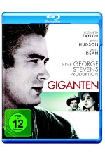 Giganten Blu-ray-Cover