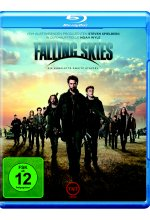 Falling Skies - Staffel 2  [2 BRs] Blu-ray-Cover