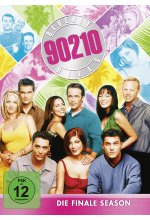 Beverly Hills 90210 - Season 10  [6 DVDs] DVD-Cover
