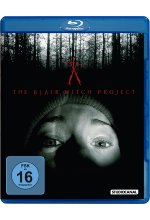 Blair Witch Project Blu-ray-Cover