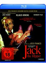 Jack the Ripper - Uncut Version Blu-ray-Cover