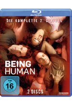 Being Human - Staffel 2  [2 BRs]       <br> Blu-ray-Cover