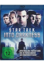 Star Trek 12 - Into Darkness Blu-ray-Cover