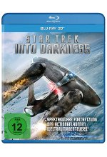 Star Trek 12 - Into Darkness Blu-ray 3D-Cover