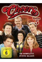 Cheers - Season 5  [4 DVDs] DVD-Cover