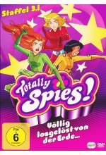 Totally Spies - Staffel 3.1  [2 DVDs] DVD-Cover