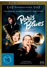 Paris Blues DVD-Cover