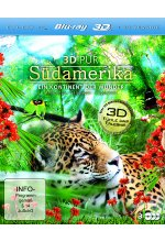 3D Pur - Südamerika  [3 BR3Ds] Blu-ray 3D-Cover
