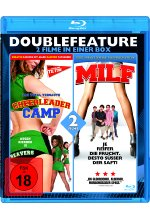 MILF/Das total versaute Cheerleader Camp - Double Feature Blu-ray-Cover