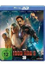 Iron Man 3 Blu-ray 3D-Cover