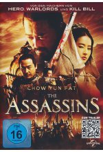 The Assassins DVD-Cover
