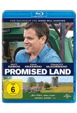 Promised Land Blu-ray-Cover