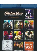 Status Quo - Back2SQ1/The Frantic Four Reunion 2013  (+ CD) Blu-ray-Cover