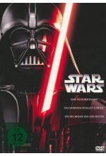Star Wars - Trilogie 4-6  [3 DVDs] DVD-Cover