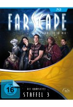 Farscape - Verschollen im All - Staffel 3  [6 BRs] Blu-ray-Cover
