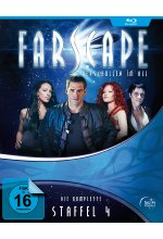 Farscape - Verschollen im All - Staffel 4  (OmU) [6 BRs] Blu-ray-Cover