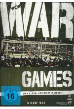 War Games - WCWs Most Notorious Matches  [3 DVDs] DVD-Cover