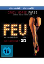 FEU (FEUER) von Christian Louboutin -  Le Crazy Horse Paris  (inkl. 2D-Version) Blu-ray 3D-Cover