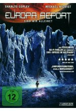 Europa Report DVD-Cover