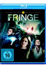 Fringe - Staffel 5  [3 BRs] Blu-ray-Cover