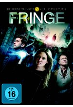 Fringe - Staffel 5  [4 DVDs] DVD-Cover