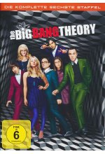 The Big Bang Theory - Staffel 6  [3 DVDs] DVD-Cover