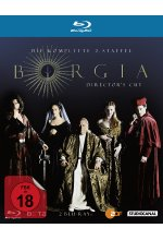 Borgia - Staffel 2  [DC] [2 BRs] Blu-ray-Cover