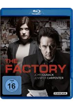 The Factory Blu-ray-Cover