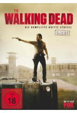 The Walking Dead - Die komplette dritte Staffel - Uncut  [5 DVDs] DVD-Cover
