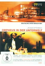 Jacques Offenbach - Orpheus in der Unterwelt  [2 DVDs] DVD-Cover