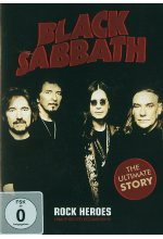 Black Sabbath - Rock Heroes/Unauthorized Documentary DVD-Cover