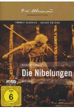 Die Nibelungen  [2 DVDs] DVD-Cover