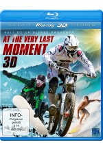 At the very last Moment  (inkl. 2D-Version) Blu-ray 3D-Cover