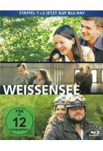 Weissensee - Staffel 1+2 Blu-ray-Cover