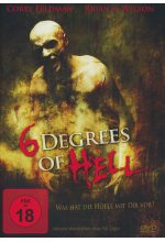 6 Degrees of Hell DVD-Cover