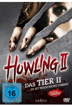 Howling 2 - Das Tier 2 DVD-Cover